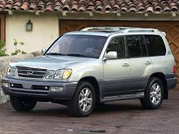 prices of lexus suv 2004 lexus lx 470 suv specifications pictures prices
