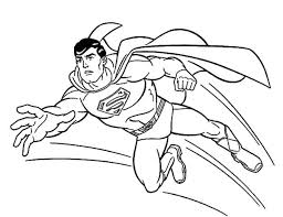 Superman Coloring Pages 3 Download And Print Vonsurroquen Me Superman Coloring Pages Print