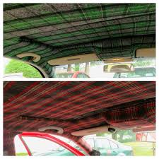 jeep headliner replacement diy car headliner 4 yards of any fabric and 2 cans 3m 90