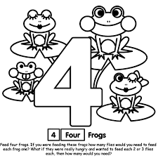 free coloring pages number 2 number 4 crayola co uk