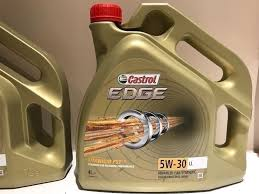 nissan micra engine oil sealed 4 litre castrol edge sae 5w 30 fully synthetic engine oil