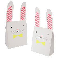 meri meri rabbit treat bags by meri meri