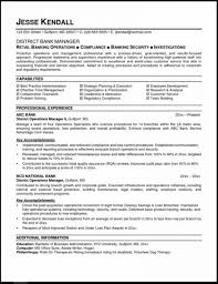 Sle Resume Mortgage Operations Manager Banking Manager Resume Templates Franklinfire Co