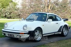 porsche 930 turbo blue porsche 930 u0027turbo u0027 coupe auctions lot 19 shannons