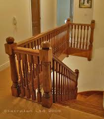 Landing Banister Bespoke Staircases Uk Staircase Manufacturers