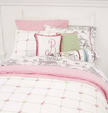 Gingham Duvet Covers On Sale Pink Gingham Check Twin Duvet Cover By Whistle U0026 Wink