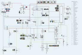 yamaha yfm350xp warrior atv wiring diagram and color code and 350