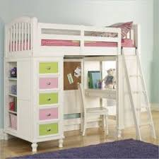 Full Size Loft Beds For Girls by Your Zone Zzz Collection Loft Bed Multiple Colors Reviews Are