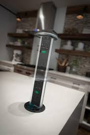 kitchen island electrical outlets stunning pop up electrical outlets for kitchen islands countertops