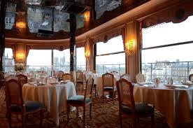 Ciel De Paris Franzosische Restaurant Fünf Restaurants Mit Ausblick In Paris Touristen In Paris
