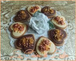 cuisine de loulou coeurs chocolat fleuris pour la fête des mères la cuisine de loulou