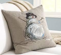 Christmas Pillows Pottery Barn 96 Best Pillows Images On Pinterest Christmas Ideas Christmas