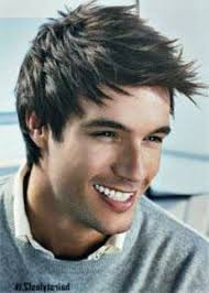 hairstyles for men straight hair hairstyles for men with straight