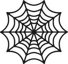 Spider Web Clipart Printable Pencil And In Color Spider Web Spider Web Coloring Page