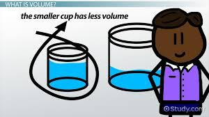 what is volume in science lesson for kids video u0026 lesson