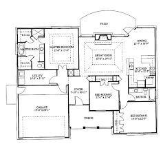 Floor Plan Of Bungalow 3 Bedroom Bungalow Floor Plans Nigeria Memsaheb Net