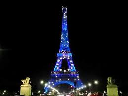 Eiffel Tower Light Show Hd Youtube