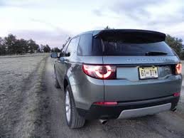 land rover discovery exterior 2015 land rover discovery sport is all rover with a better ride