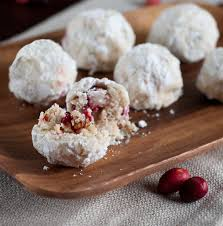 wedding cookies cranberry mexican wedding cookies the hungry hedgehog