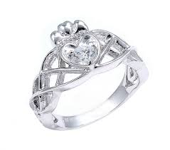 Engagement Ring And Wedding Band by Zales Diamond Engagement Rings The Diamond Claddagh And Zales Mens