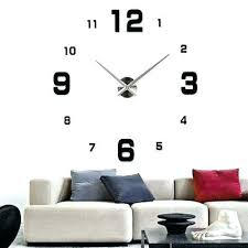 clearance large wall clocks wall clock disc sunburst wall clock