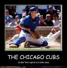 Cubs Fan Meme - speak of the devil a day in the life of a cubs fan