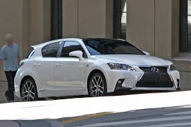 2015 lexus ct 200h information and photos zombiedrive