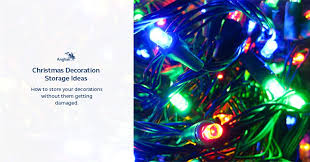 how to store christmas lights the best ways to store your christmas decorations good to be home