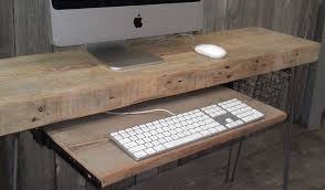 Small Wood Desk Stylish Desks With Industrial Designs And Elegant Details