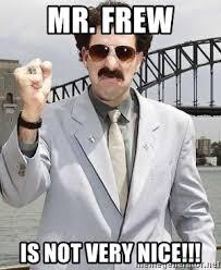 Borat Very Nice Meme - borat not meme not best of the funny meme