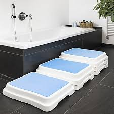 si e baignoire personnes ag s marchepied modulable personne âgée une marche de sécurité
