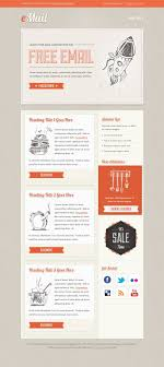 create email newsletter template best 25 html email templates ideas on html email