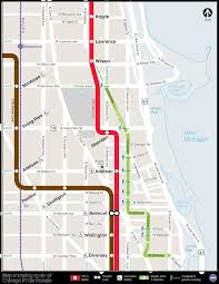Chicago Elevated Train Map by Chicago Pride Parade Find Lgbtq Pride Month Events