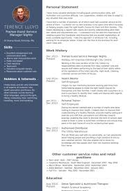 Sample Resume Of Customer Service Manager by Service Manager Resume Samples Visualcv Resume Samples Database