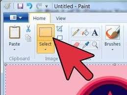 cómo usar el reemplazo de color en ms paint vripmaster