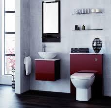Red And White Bathroom Ideas Bathroom Luxury Modular Bathroom Vanity Design For Modern