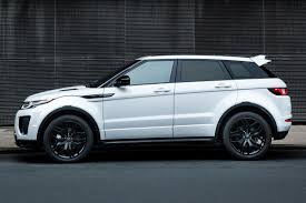 range rover concept 2017 land rover updates range rover evoque and discovery sport with new
