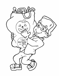 Halloween Printables Free Coloring Pages And Color Easy Halloween Kid Halloween Coloring Pages Pages To