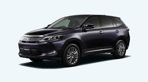 toyota lexus truck toyota harrier news and information autoblog