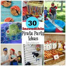 pirate themed home decor 30 incredible pirate party ideas suburble