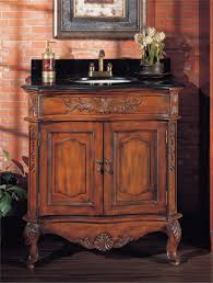 cherry sink cabinet granite top bathroom sink vanity cabinets
