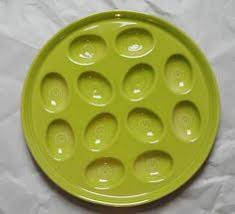 fiestaware egg plate christmas fiestaware place setting around the house