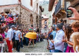 slope of the dancers folkloric traditional celebration