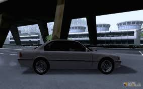 bmw 735i 1999 for gta san andreas