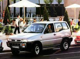 nissan terrano 1996 карточка модели nissan terrano ii внедорожник 3 дв на авто ру