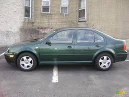 volkswagen jetta gls 1999 bright green pearl volkswagen jetta gls vr6 sedan 27920084