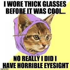 Hipster Cat Meme - hipster kitty meme generator imgflip