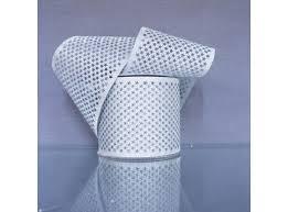 honeycomb ribbon 3 1 4 diamond dust punch ribbon holographic honeycomb 25 yd