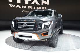 nissan titan warrior specs nissan titan warrior concept live photos 2016 naias u2022 carfanatics