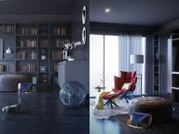 designing a reading corner at home for smart living space